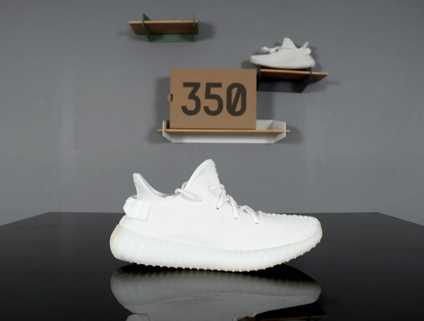 "Adidas Yeezy Boost 350V2 ""Triple White"" CP9366"
