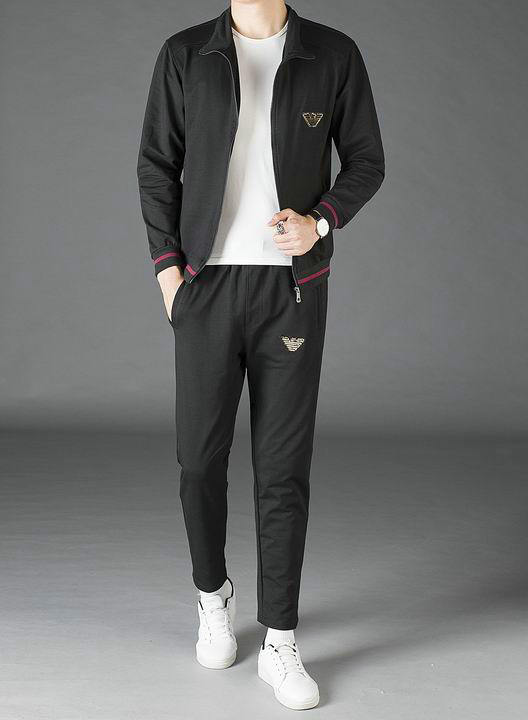 Wholesale Cheap Armani Mens Tracksuits for Sale