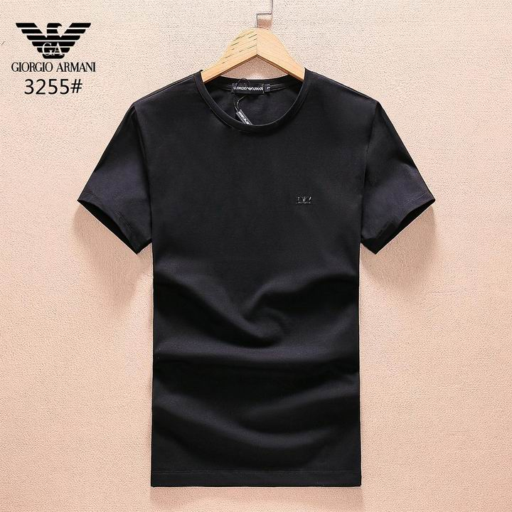 Wholesale High Quality Replica Armani Short Sleeve T-shirt for Sale-523