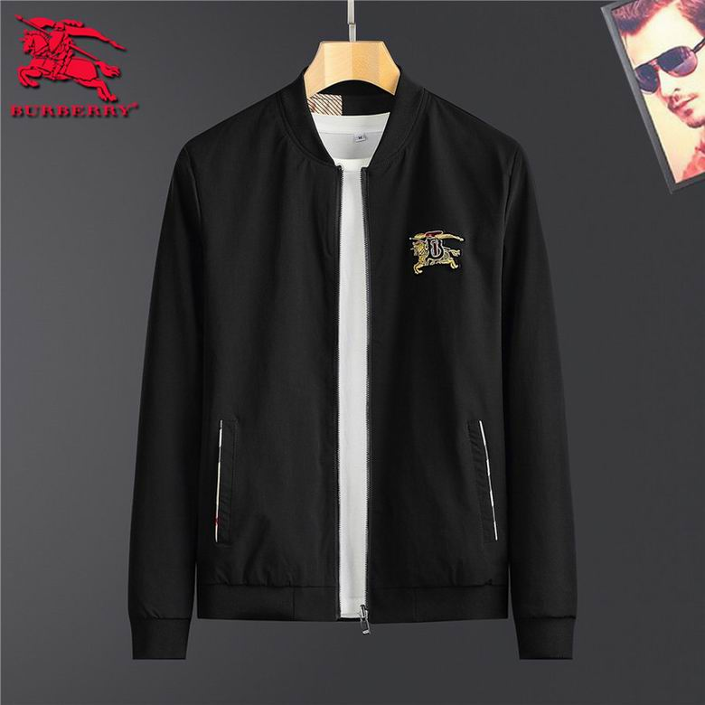 Wholesale Cheap Burberr y Mens Jackets for sale