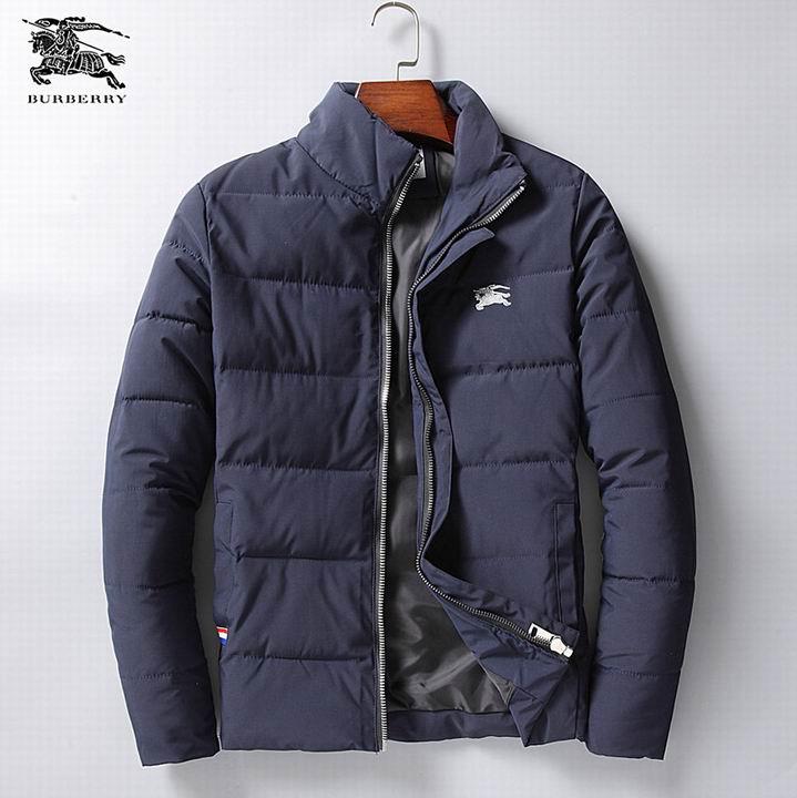 Wholesale Burberry Cotton-Padded Clothes for Men Sale-007
