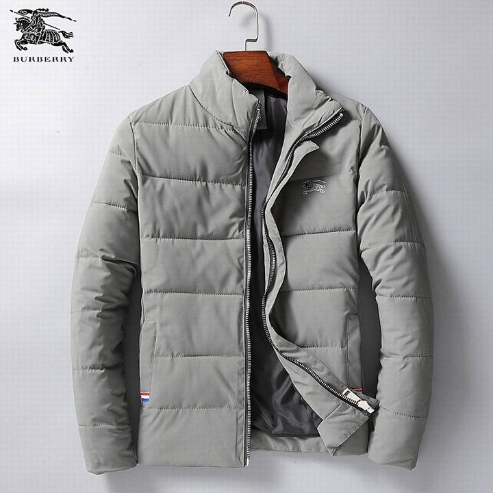 Wholesale Burberry Cotton-Padded Clothes for Men Sale-008