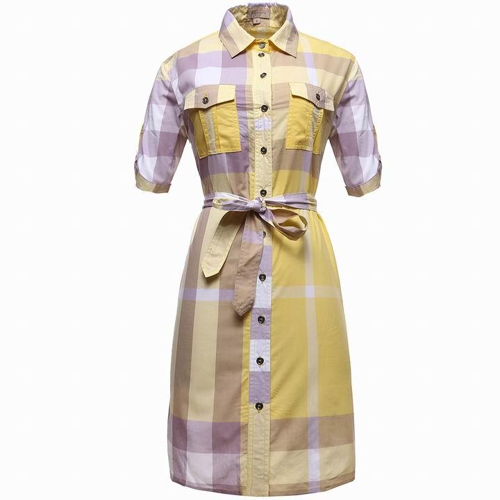 Wholesale Cheap Burberry Womens Dresses Sale-172