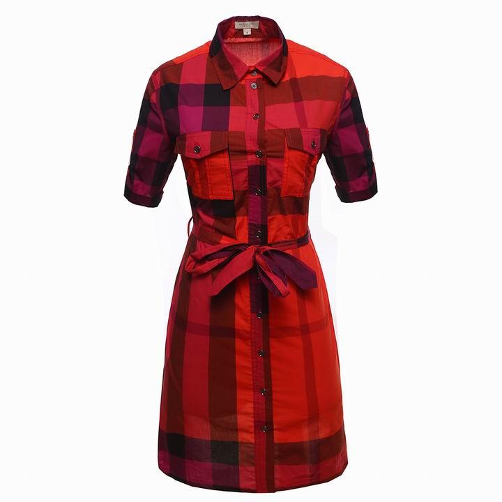 Wholesale Cheap Burberry Womens Dresses Sale-173