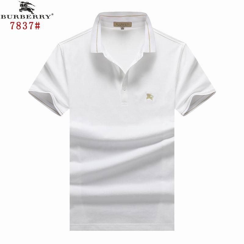 Wholesale Men Fashion Short Sleeve lapel T Shirts for Sale
