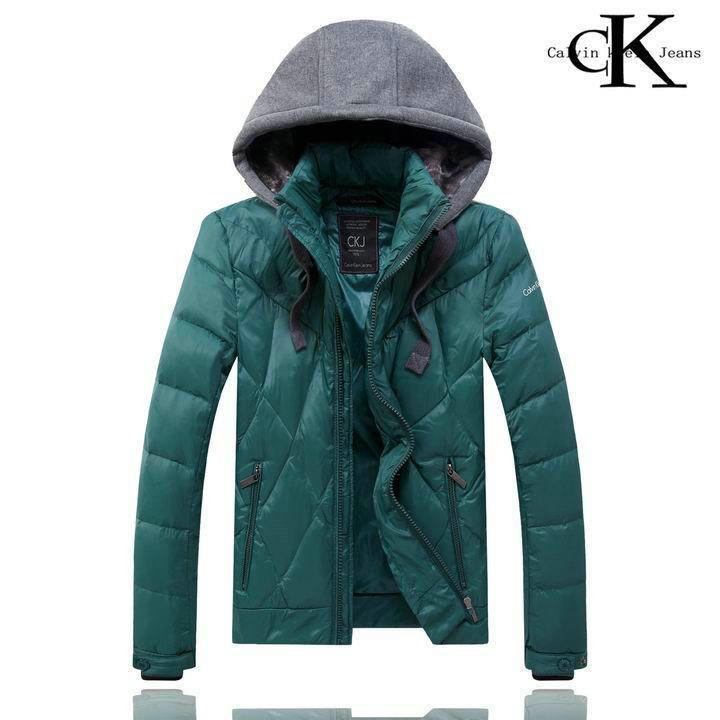 Wholesale Calvin Klein Down Jacket Men's Sale-010