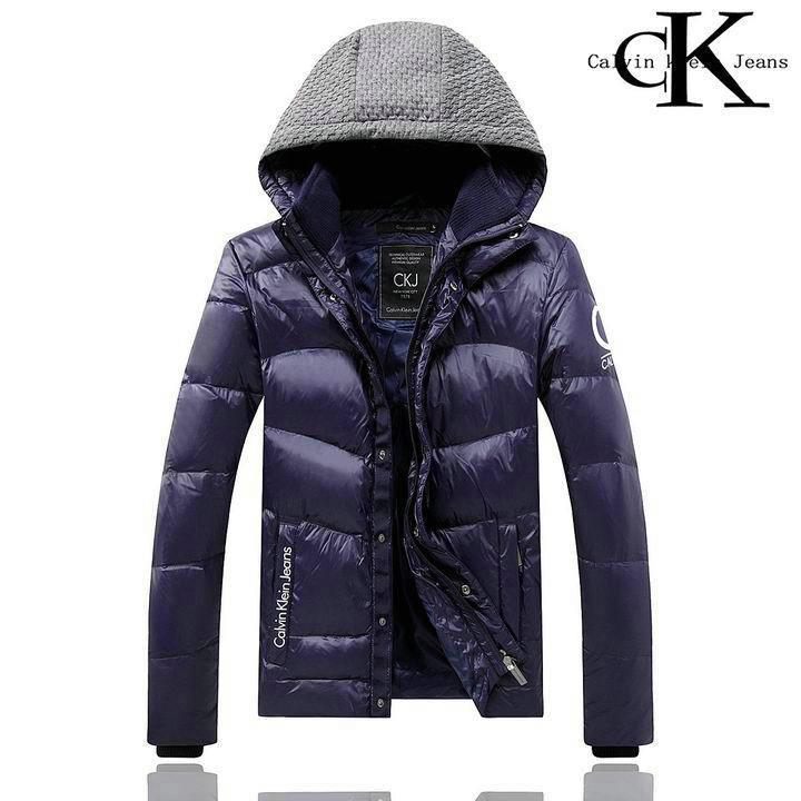 Wholesale Calvin Klein Down Jacket Men's Sale-005
