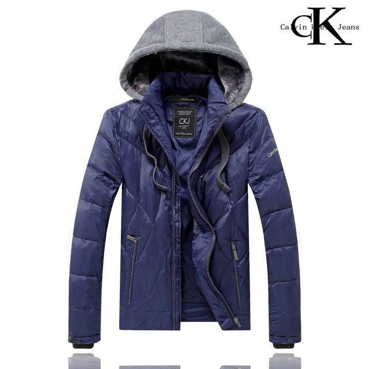 Wholesale Calvin Klein Down Jacket Men's Sale-008