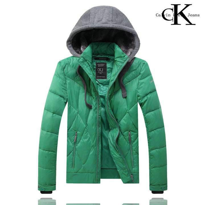 Wholesale Calvin Klein Down Jacket Men's Sale-009