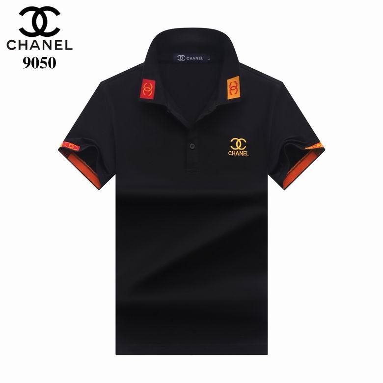 Wholesale Cheap Chane l polo Short Sleeve T Shirt for sale