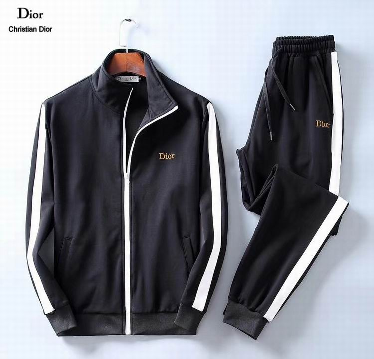 Wholesale Cheap Dior Tracksuits for sale