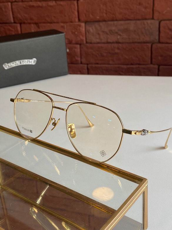 Wholesale Cheap Chrome hearts Glasses Frames for sale