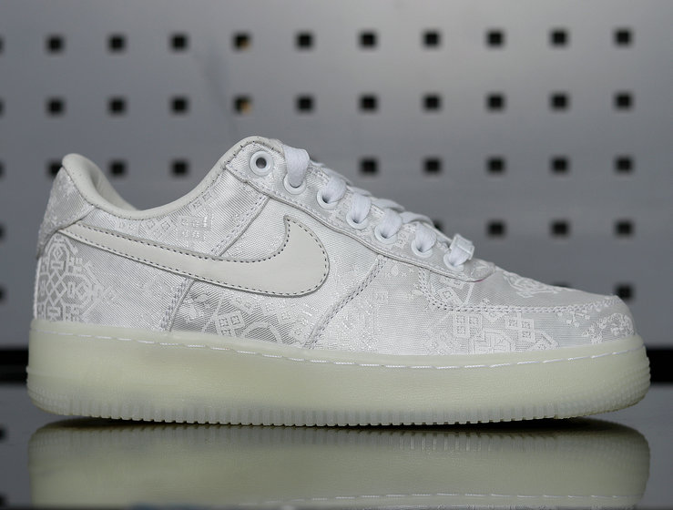 Clot x Nike Air Force 1 AO9286-100