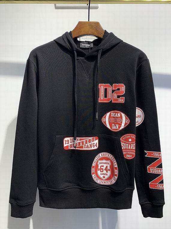 Wholesale Cheap Dsq Mens Hoodies for sale
