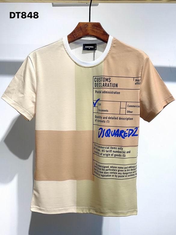 Wholesale Cheap DSQ short T Shirts for sale