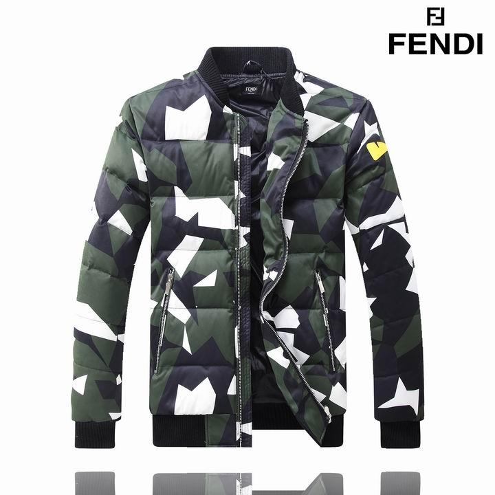 Wholesale Fendi Down Coats & Jackets for Men-001