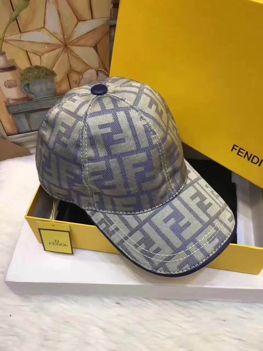 Wholesale Cheap Fendi Replica Caps for Sale-013