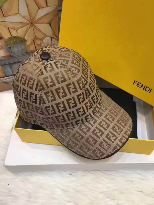 Wholesale Cheap Fendi Replica Caps for Sale-017