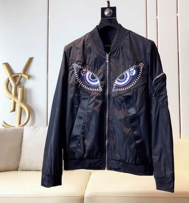 Wholesale Cheap Fend i Mens Designer Jackets for Sale