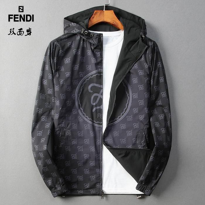 Wholesale Cheap Fendi Mens Designer Jacket for sale
