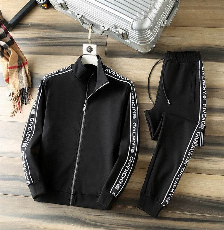 Wholesale Cheap Givench y Mens Tracksuit for sale