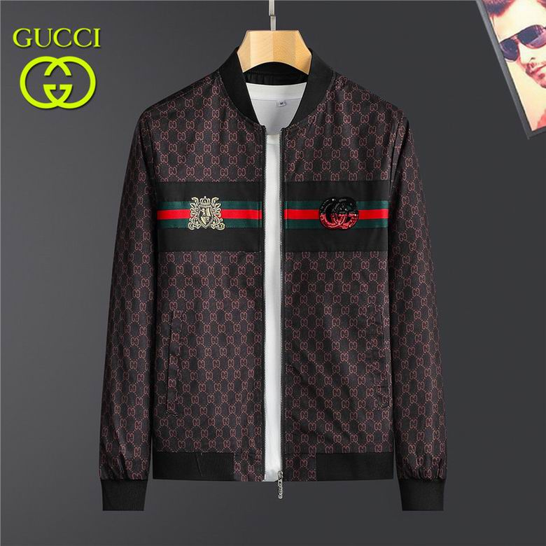 Wholesale Cheap Gucc i Mens Jackets for sale