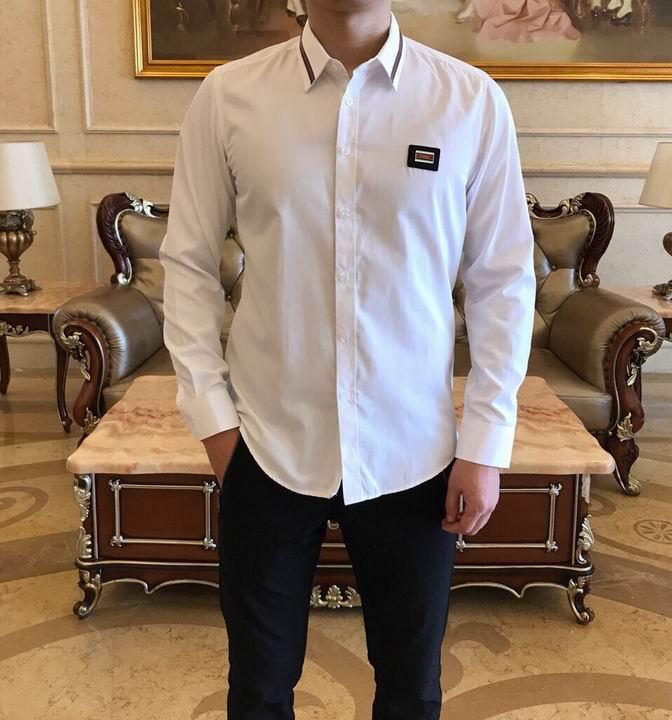Wholesale Mens Designer Long Sleeve Shirts for sale
