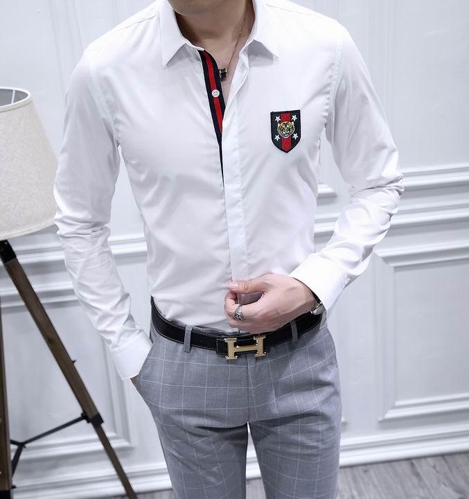 Wholesale Cheap Mens Long Sleeve Desinger Shirts for sale