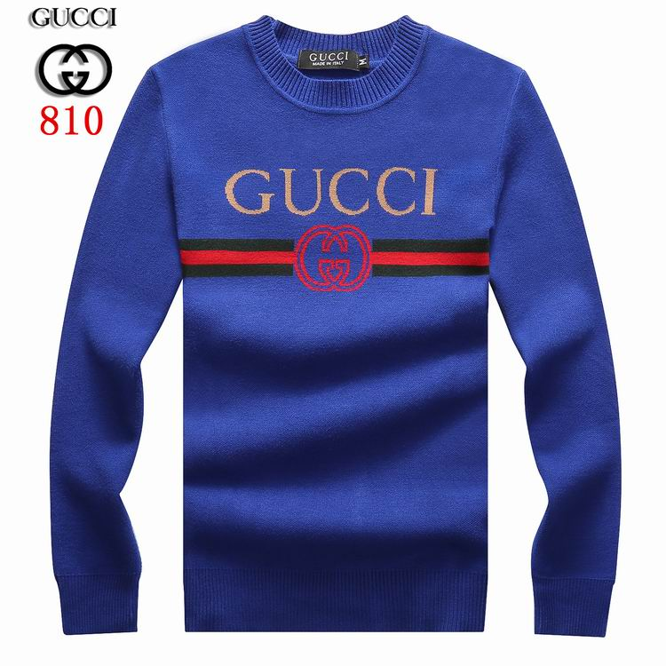 Wholesale Cheap Gucc i Men's Sweaters for Sale
