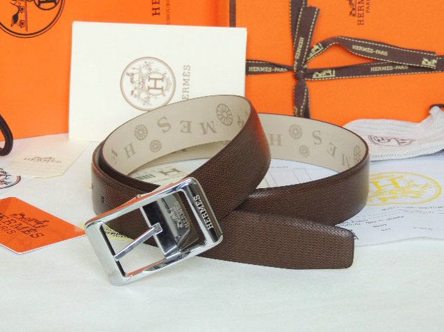 Wholesale 1:1 Hermes Leather Belt Replica for Sale-902