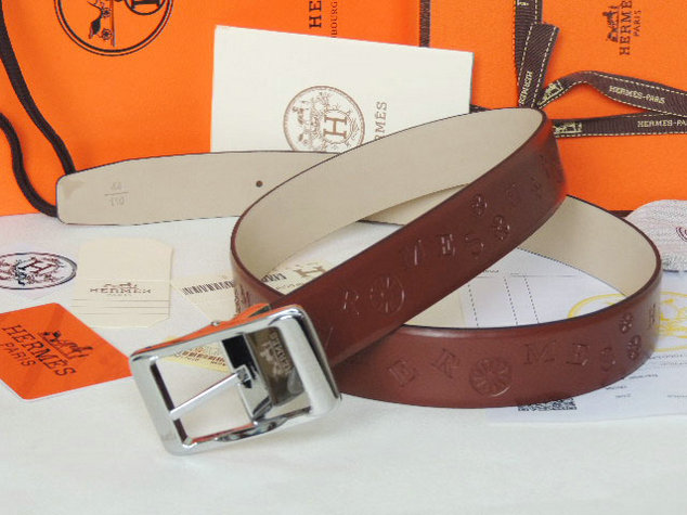Wholesale 1:1 Hermes Leather Belt Replica for Sale-904