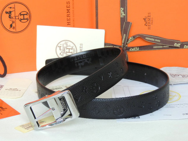 Wholesale 1:1 Hermes Leather Belt Replica for Sale-905
