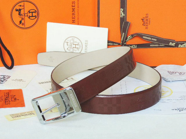 Wholesale 1:1 Hermes Leather Belt Replica for Sale-906