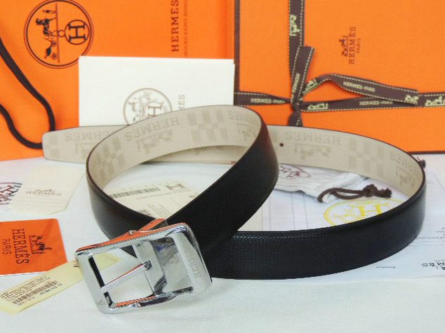 Wholesale 1:1 Hermes Leather Belt Replica for Sale-908