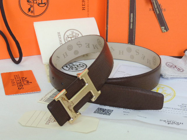 Wholesale 1:1 Hermes Leather Belt Replica for Sale-912