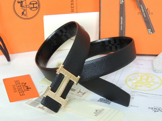 Wholesale 1:1 Hermes Leather Belt Replica for Sale-919