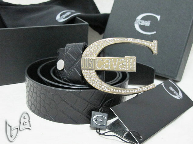 Wholesale AAA Just Cavalli Replica belts for Sale-010