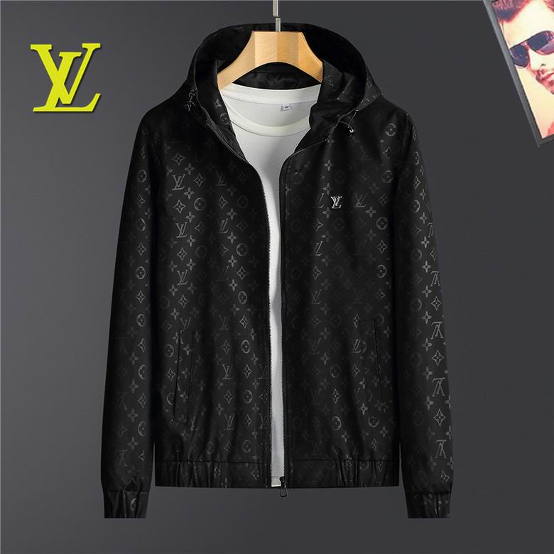 Wholesale Cheap Lv Mens Jackets for sale