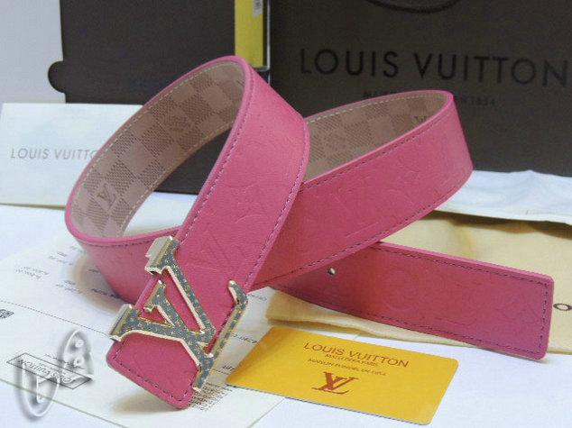 Wholesale Cheap Louis Vuitton Belt Replica For Sale-668