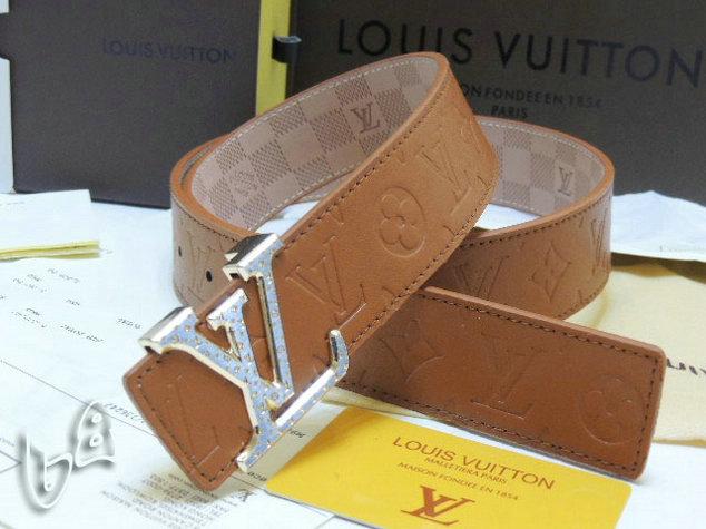 Wholesale Cheap Louis Vuitton Belt Replica For Sale-669