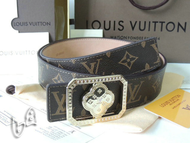 Wholesale Cheap Louis Vuitton Belt Replica For Sale-676