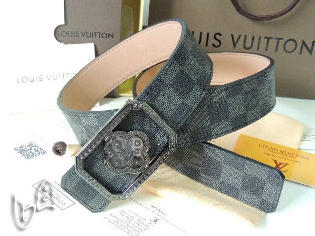 Wholesale Cheap Louis Vuitton Belt Replica For Sale-677