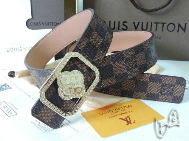 Wholesale Cheap Louis Vuitton Belt Replica For Sale-679