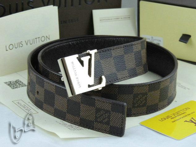 Wholesale Cheap Louis Vuitton Belt Replica For Sale-694