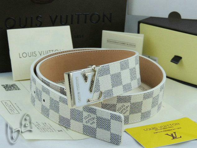 Wholesale Cheap Louis Vuitton Belt Replica For Sale-696