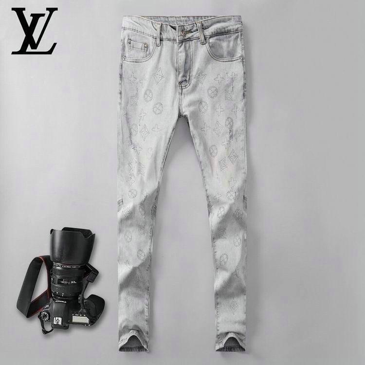 Wholesale Cheap Louis Vuitton Men's Jeans for sale