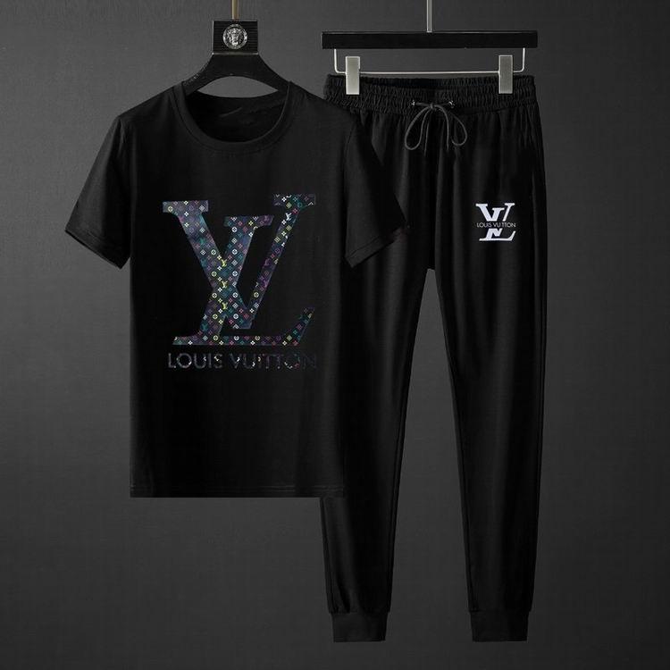 Wholesale Cheap Louis Vuitton Designer Tracksuit for sale