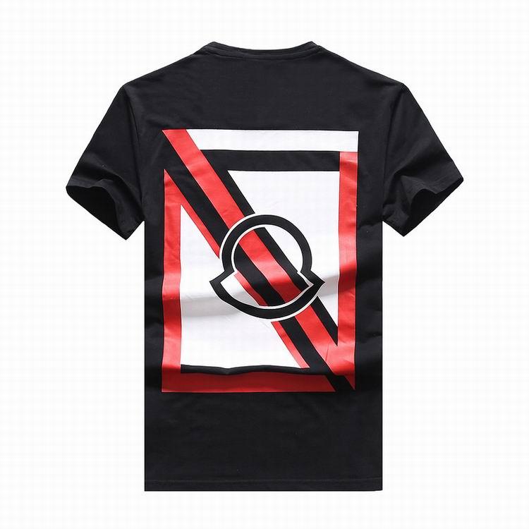 Wholesale Cheap Moncle r Short Sleeve T Shirts for men