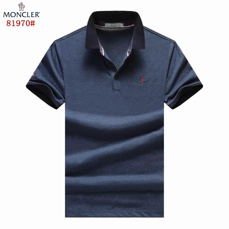 Wholesale Cheap Brands Mens Short Sleeve Lapel T Shirts for Sale