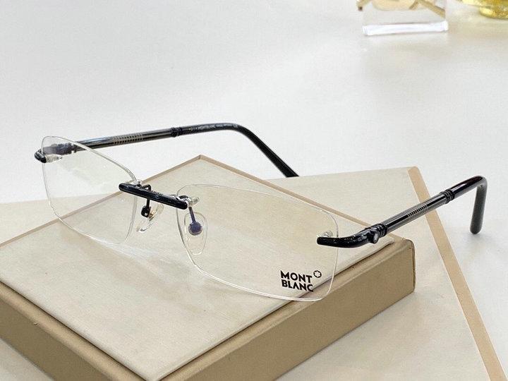 Wholesale Cheap Mont Blanc Glasses Frames for sale